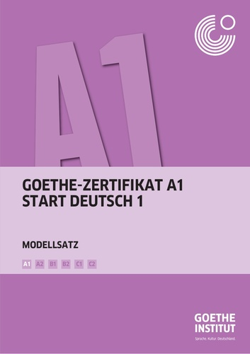 Lesson : Goethe-Zertifikat A1/A2/B1/B2/C1 - exam preparation