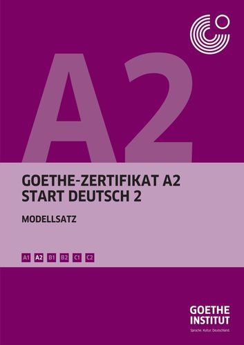Lesson Goethe Zertifikat A1a2b1b2c1 Exam Preparation