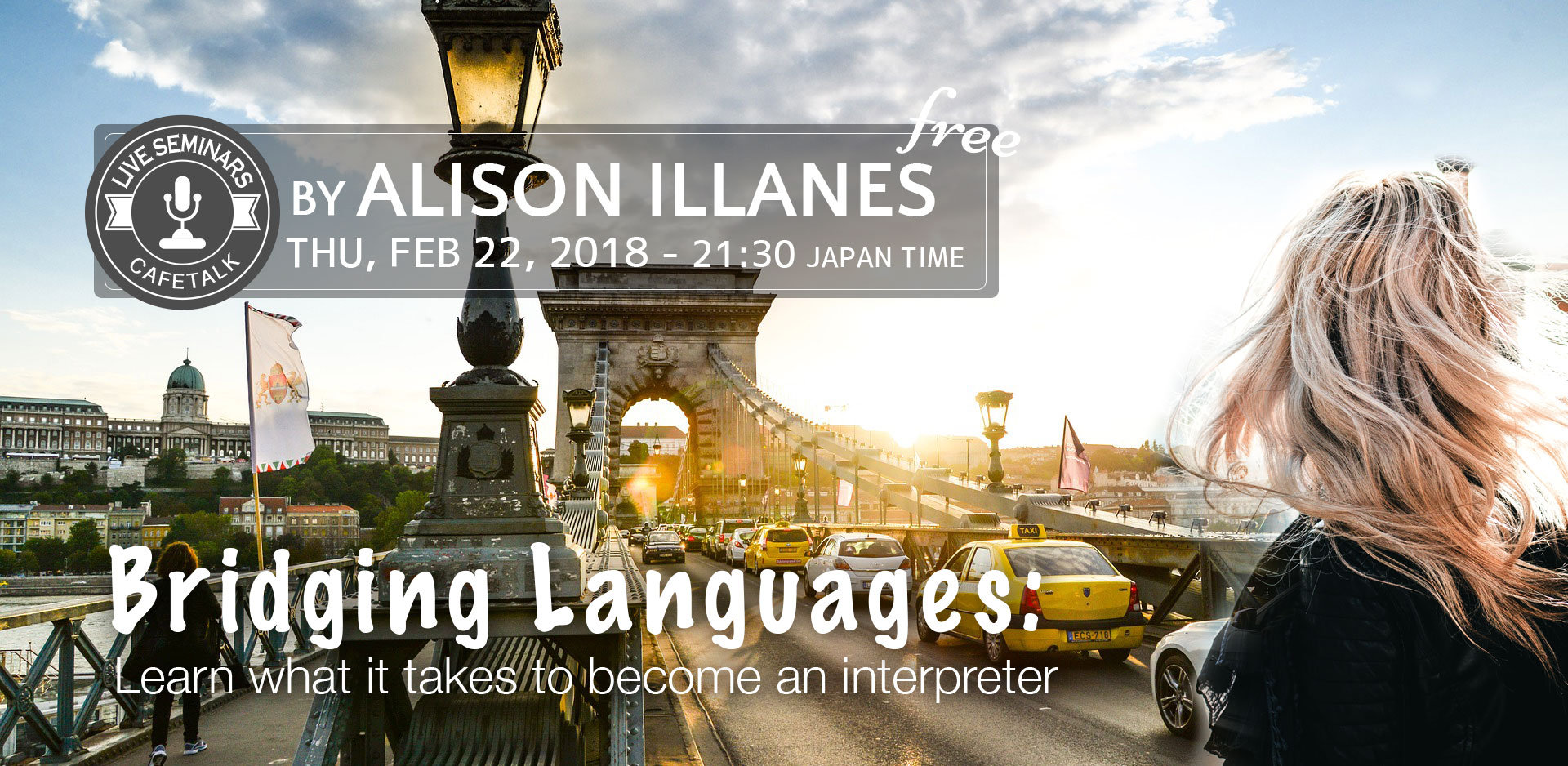 Learn what it takes to become an interpreter