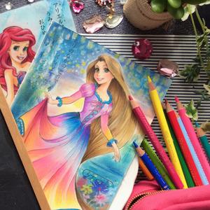 レッスン 塗り絵色鉛筆じっくりと塗れる1回1時間全2回子供用